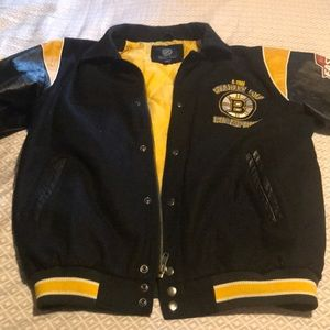 Other - Boston Bruins varsity jacket